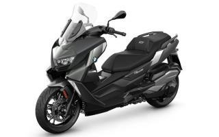 豪华品牌入门踏板摩托,宝马C400系列,难敌同级别竞争对手