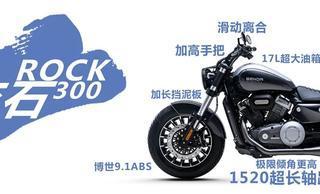"""快速反击钱江""""闪300S"""",奔达ROCK 300""""灰石""""上市,售价2.388w"""