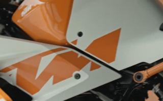 正式发表日确定?KTM「RC390」预告露玄机!