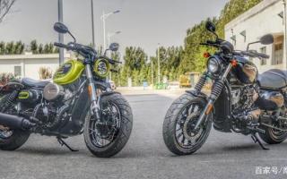 大升级更年轻更纯粹的V缸Bobber—轻骑骁胜GV300S炫版首测