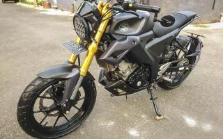 铃木GSX-R150完美改装Cafe Racer 仅花费五千块