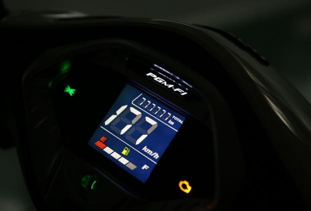 详解睿影110的3个黑科技:智能IDKey、3S启停和ACG,万元售价不亏-第3张图片-春风行摩托车之家