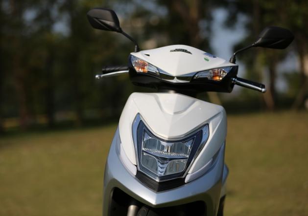 详解睿影110的3个黑科技:智能IDKey、3S启停和ACG,万元售价不亏-第2张图片-春风行摩托车之家