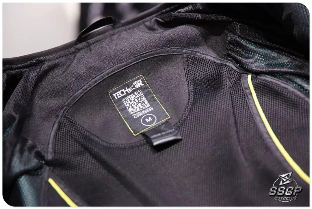 [ 气囊保护 ] 顶级保护装备 GP TECH V2,尖端骑行守护者 !-第10张图片-春风行摩托车之家
