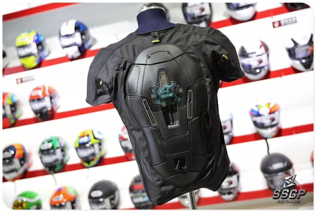 [ 气囊保护 ] 顶级保护装备 GP TECH V2,尖端骑行守护者 !-第24张图片-春风行摩托车之家