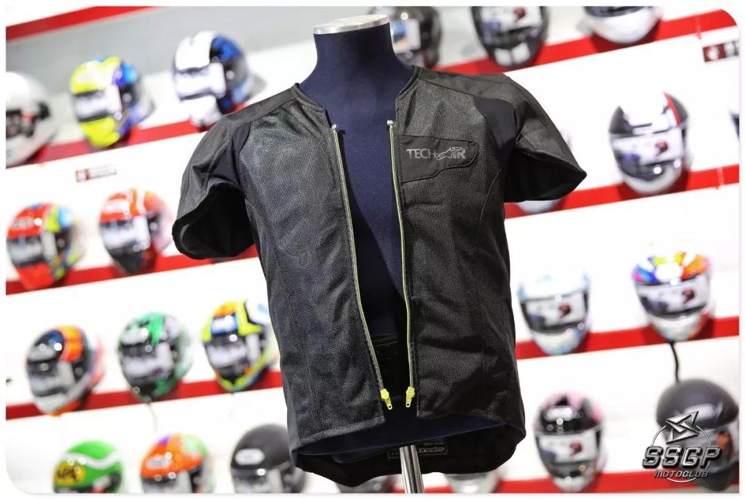 [ 气囊保护 ] 顶级保护装备 GP TECH V2,尖端骑行守护者 !-第23张图片-春风行摩托车之家