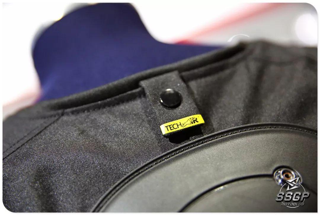 [ 气囊保护 ] 顶级保护装备 GP TECH V2,尖端骑行守护者 !-第29张图片-春风行摩托车之家