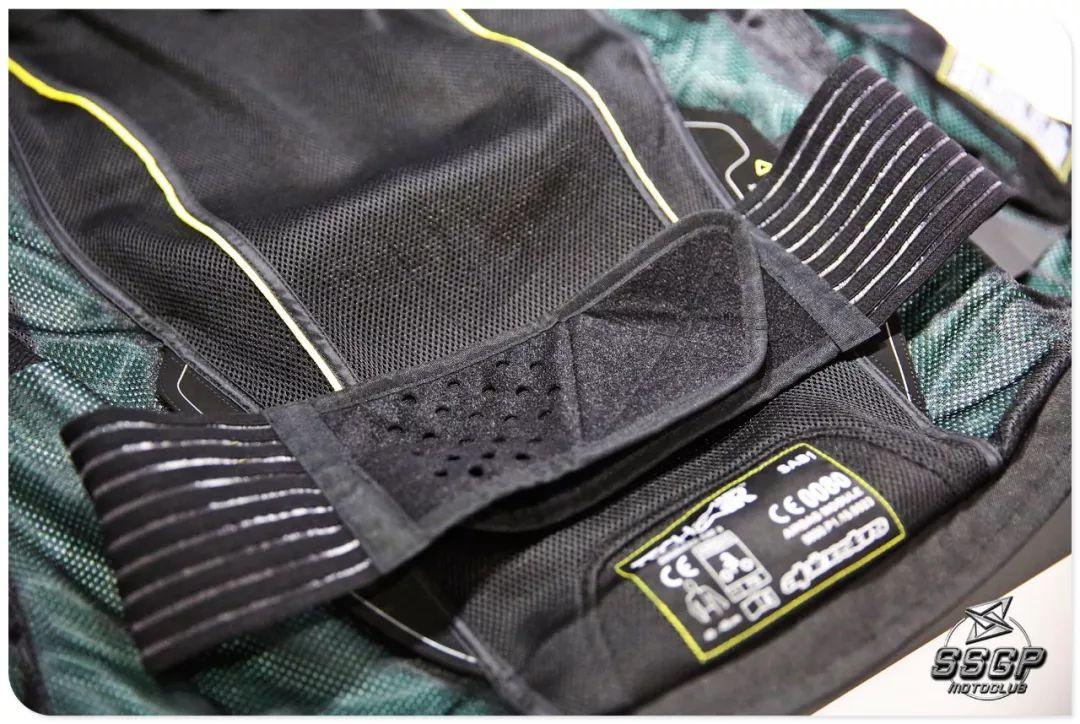 [ 气囊保护 ] 顶级保护装备 GP TECH V2,尖端骑行守护者 !-第30张图片-春风行摩托车之家