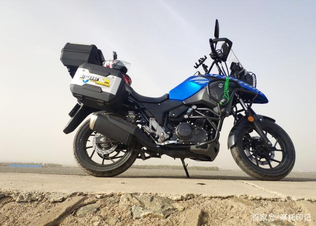 骑了大半年的豪爵铃木DL250,客观的讲下这车的优缺点!-第3张图片-春风行摩托车之家