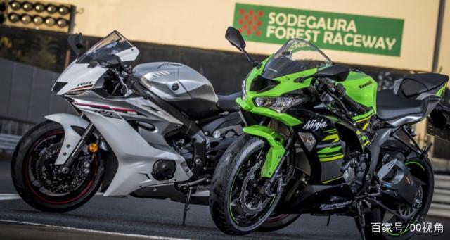 入门新手适合哪款中排量摩托,水冷四缸是标配,5款主流跑车选择-第1张图片-春风行摩托车之家