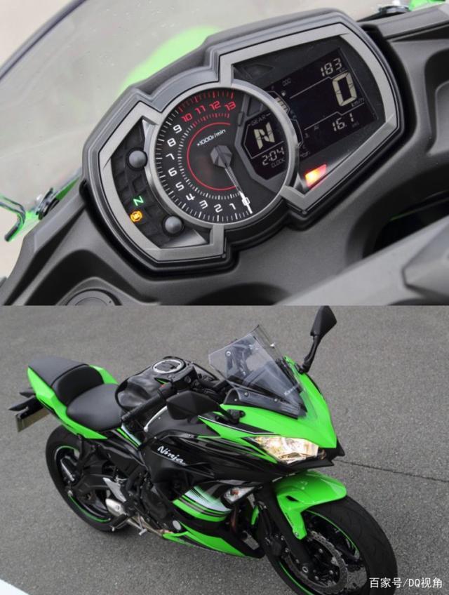 入门新手适合哪款中排量摩托,水冷四缸是标配,5款主流跑车选择-第8张图片-春风行摩托车之家