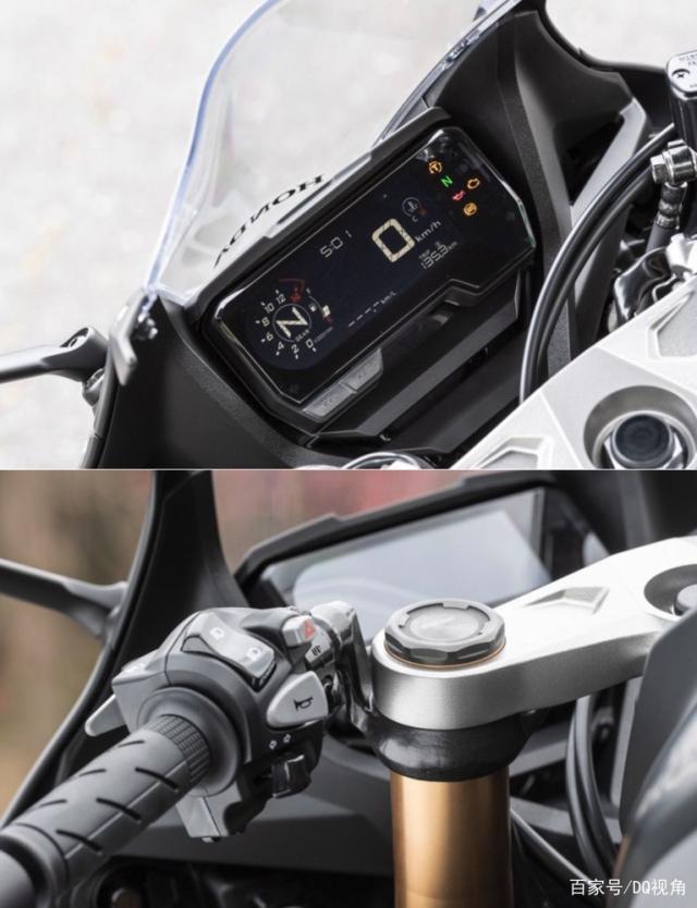 入门新手适合哪款中排量摩托,水冷四缸是标配,5款主流跑车选择-第6张图片-春风行摩托车之家