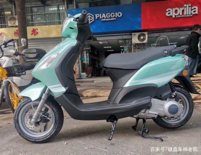 全新FLY150曝光,保留经典外观,换装三气门发动机,预计售价1.7w-第4张图片-春风行摩托车之家