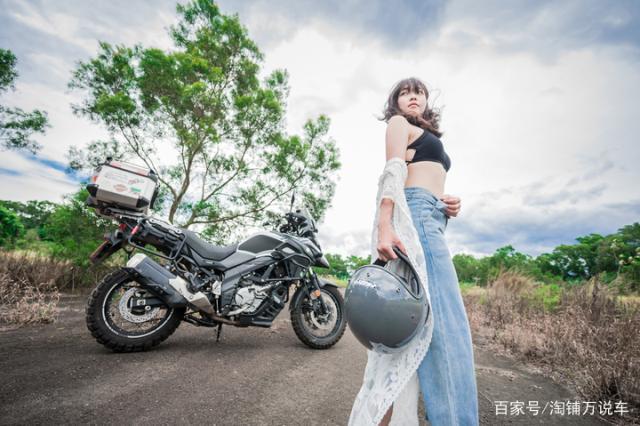 台湾美女测评 M2R MX-2 SV复古头盔-第1张图片-春风行摩托车之家