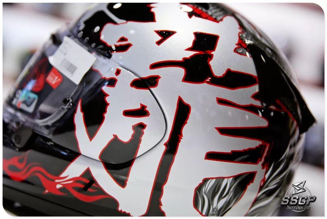 [ ARAI 龍 ] 满满中国风,ARAI XD 系列新彩绘-第5张图片-春风行摩托车之家