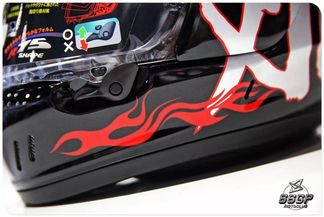 [ ARAI 龍 ] 满满中国风,ARAI XD 系列新彩绘-第10张图片-春风行摩托车之家