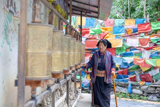 摩旅纪录片《探秘西藏》完整版发布,新的一年愿你丈量梦想,步履不停-第9张图片-春风行摩托车之家