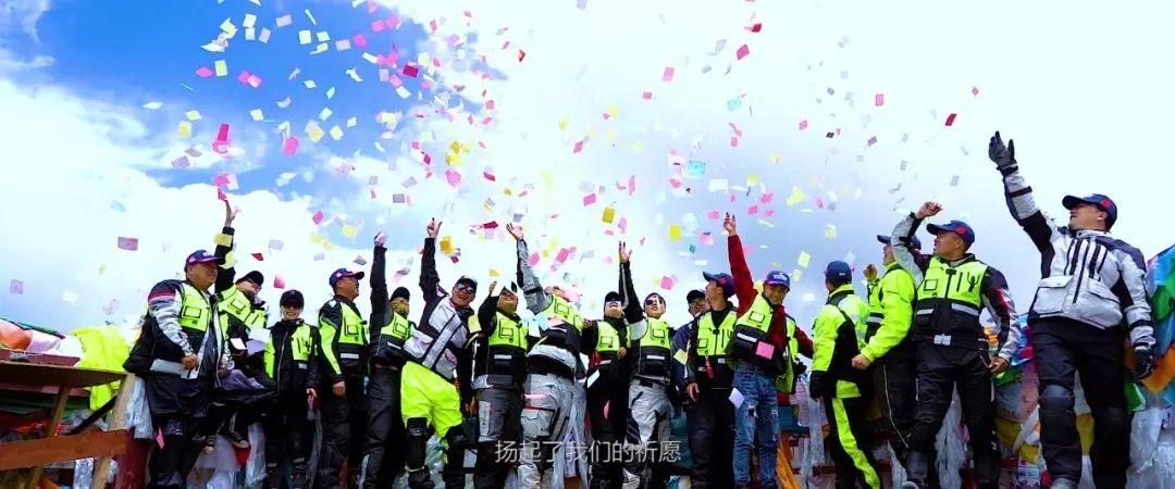 摩旅纪录片《探秘西藏》完整版发布,新的一年愿你丈量梦想,步履不停-第17张图片-春风行摩托车之家