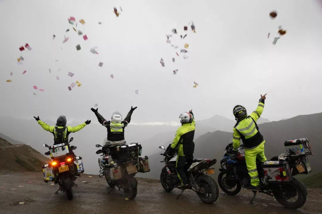 摩旅纪录片《探秘西藏》完整版发布,新的一年愿你丈量梦想,步履不停-第18张图片-春风行摩托车之家