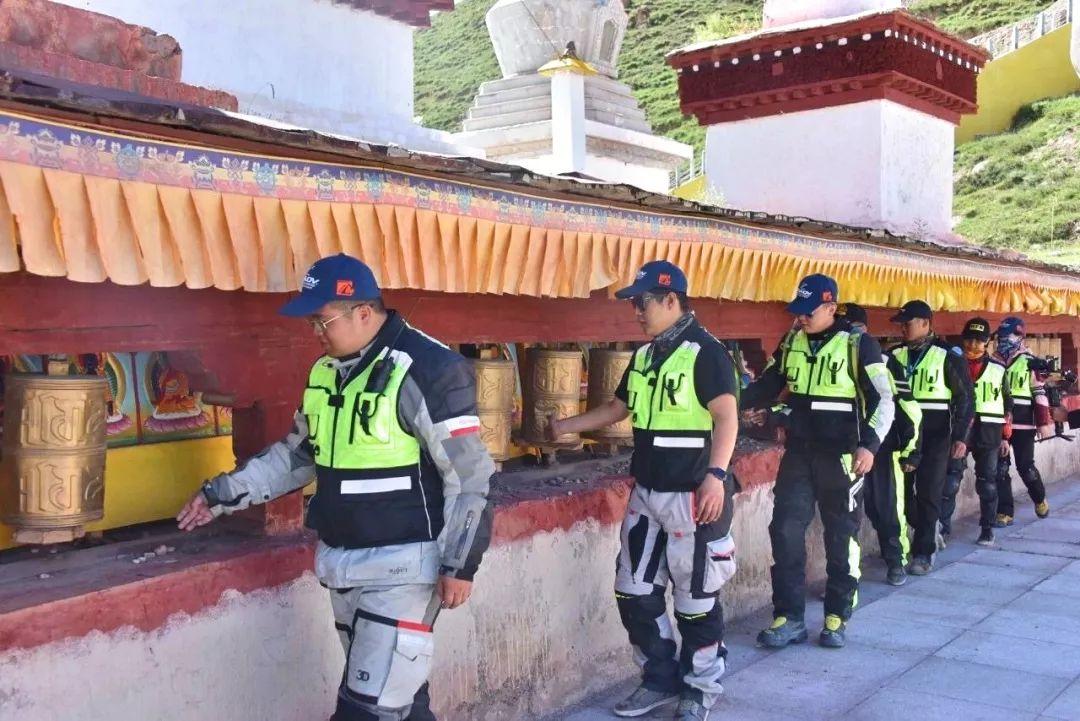 摩旅纪录片《探秘西藏》完整版发布,新的一年愿你丈量梦想,步履不停-第25张图片-春风行摩托车之家