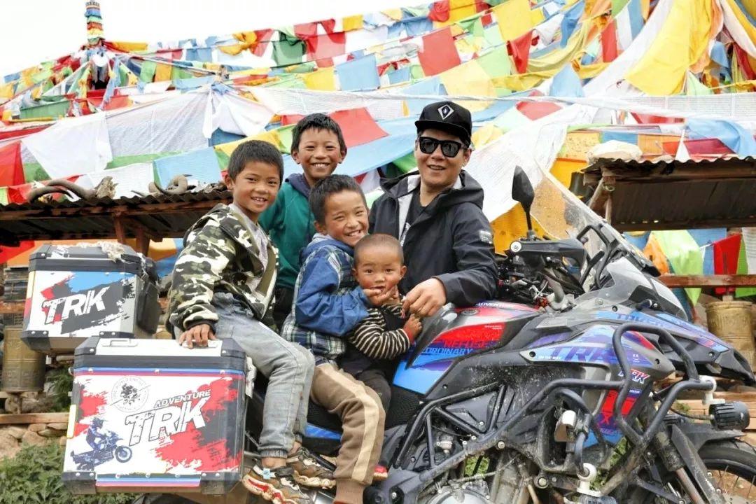 摩旅纪录片《探秘西藏》完整版发布,新的一年愿你丈量梦想,步履不停-第35张图片-春风行摩托车之家