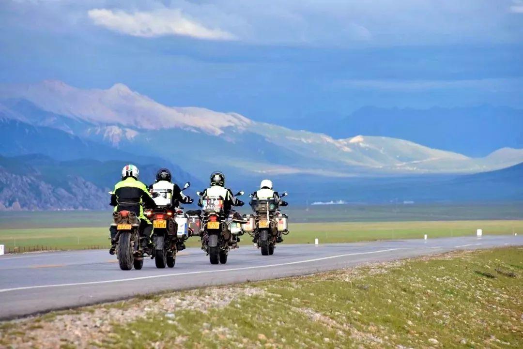 摩旅纪录片《探秘西藏》完整版发布,新的一年愿你丈量梦想,步履不停-第44张图片-春风行摩托车之家