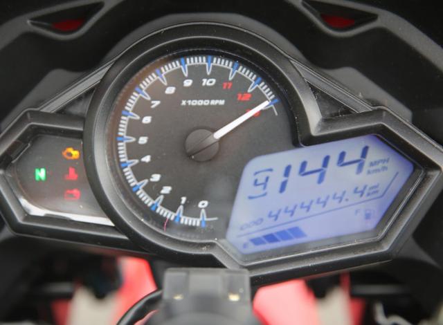国产仿赛实力如何?不黑不捧,解析2.58万的台荣GP1,高价低配车-第4张图片-春风行摩托车之家