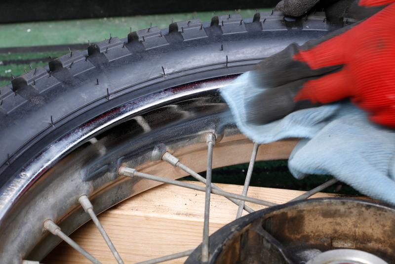 镀铬终究会发亮!一起学习抛光技巧-第4张图片-春风行摩托车之家
