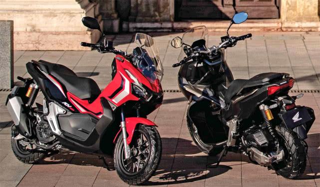 本田ADV150国内售价曝光 36980元的价格你能接受吗-第6张图片-春风行摩托车之家