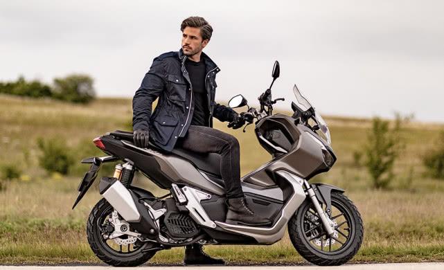 本田ADV150国内售价曝光 36980元的价格你能接受吗-第5张图片-春风行摩托车之家