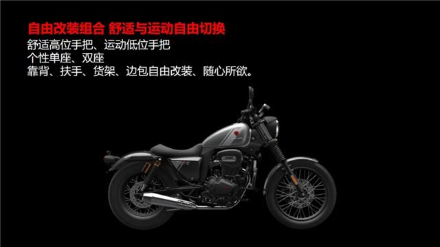 赛科龙复古运动巡航RA2 轻松解锁玩车新姿势-第17张图片-春风行摩托车之家