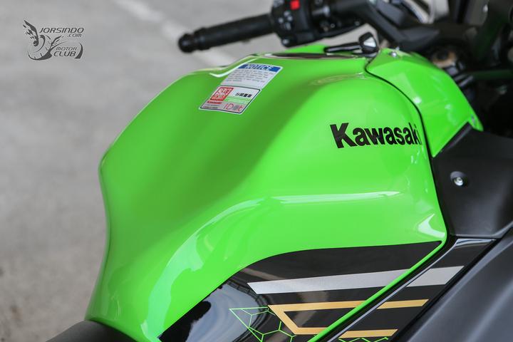 能文能武的都会忍者 川崎KAWASAKI「Ninja 650」-第30张图片-春风行摩托车之家