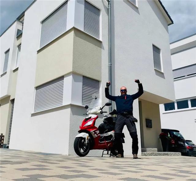 标致摩托全球之旅:老将辉煌,新星闪耀-第2张图片-春风行摩托车之家