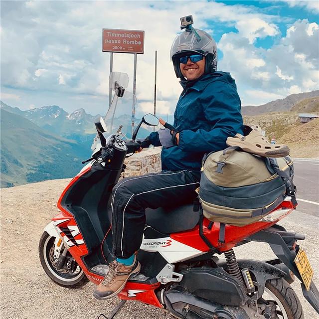 标致摩托全球之旅:老将辉煌,新星闪耀-第3张图片-春风行摩托车之家
