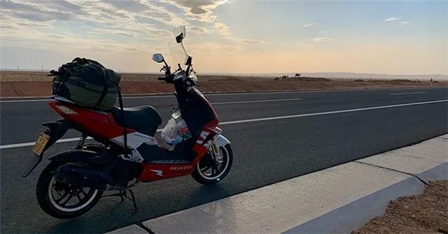 标致摩托全球之旅:老将辉煌,新星闪耀-第17张图片-春风行摩托车之家