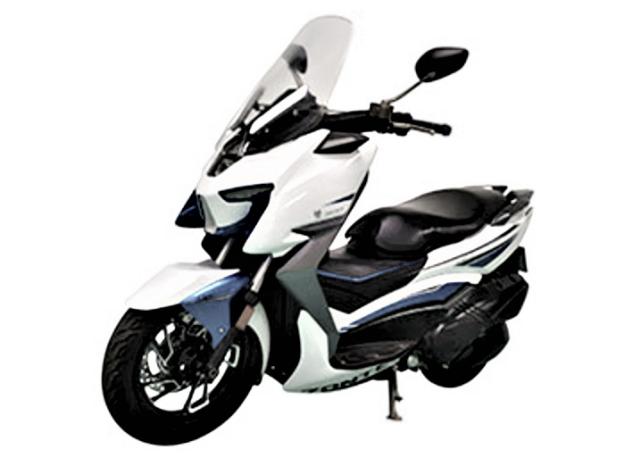 出道即是巅峰!升仕ZT300T-M性能数据 高居同级踏板车型榜首-第1张图片-春风行摩托车之家