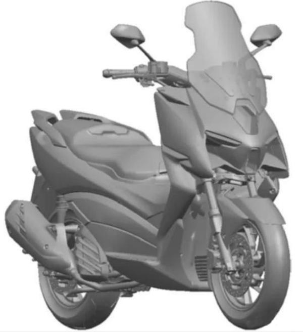出道即是巅峰!升仕ZT300T-M性能数据 高居同级踏板车型榜首-第2张图片-春风行摩托车之家