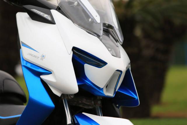 出道即是巅峰!升仕ZT300T-M性能数据 高居同级踏板车型榜首-第3张图片-春风行摩托车之家