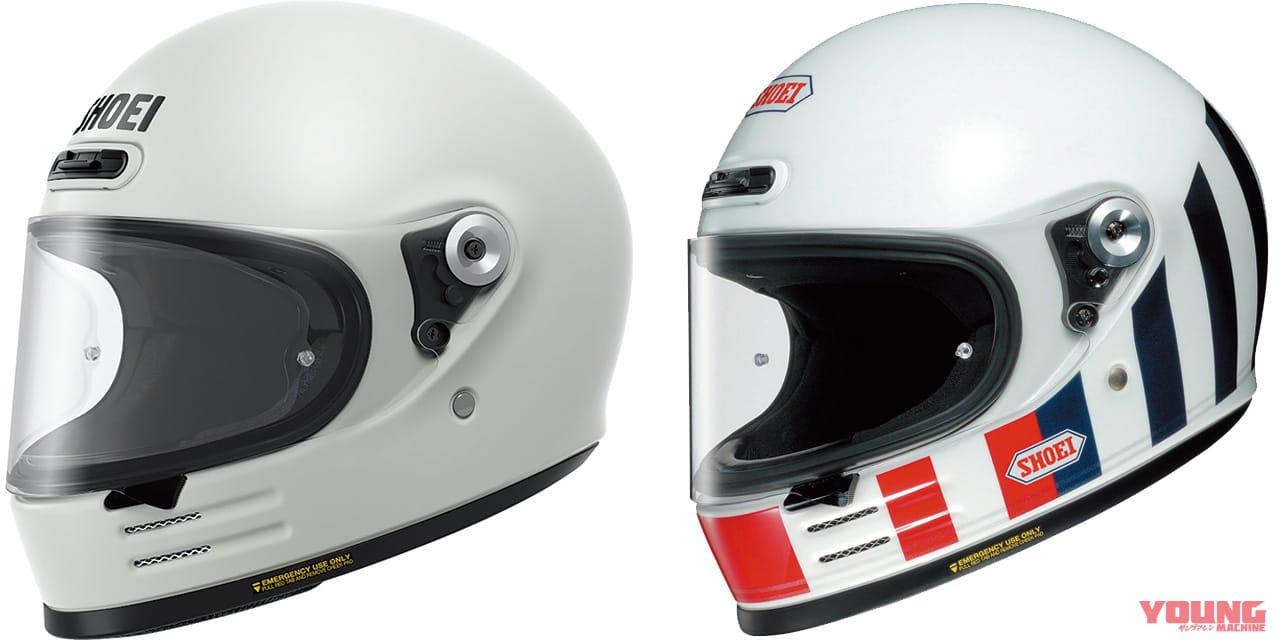 SHOEI全新复古帽款「GRAMSTAR」即将推出!-第2张图片-春风行摩托车之家