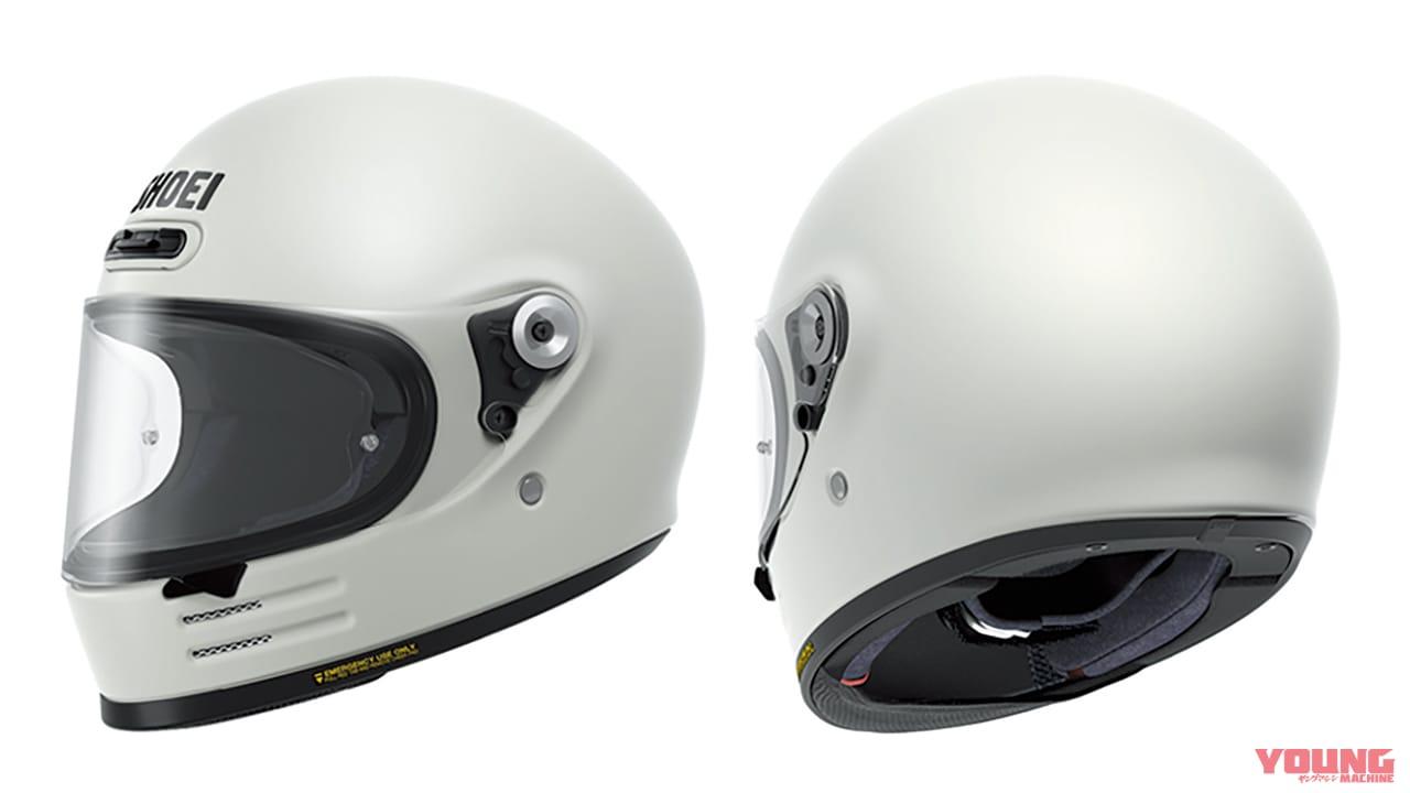 SHOEI全新复古帽款「GRAMSTAR」即将推出!-第3张图片-春风行摩托车之家