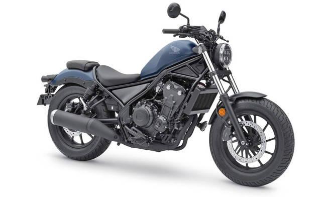 新车提前看:本田Rebel 500下月上市 车型解读先睹为快-第3张图片-春风行摩托车之家