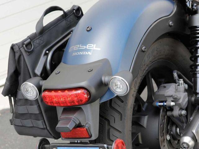 新车提前看:本田Rebel 500下月上市 车型解读先睹为快-第11张图片-春风行摩托车之家