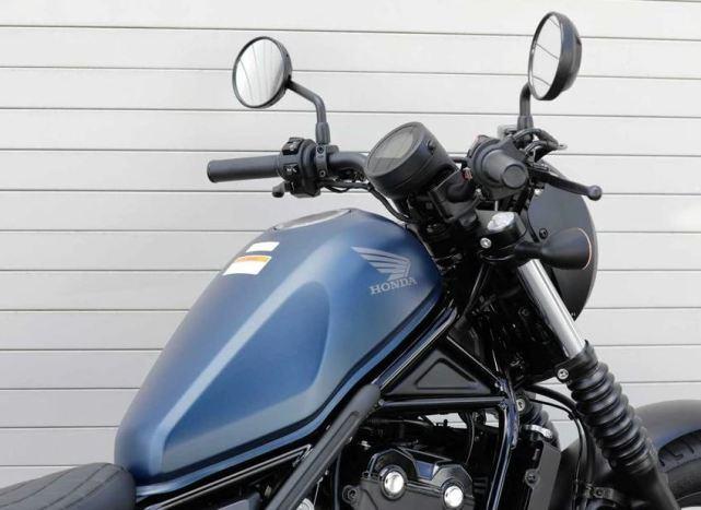 新车提前看:本田Rebel 500下月上市 车型解读先睹为快-第9张图片-春风行摩托车之家