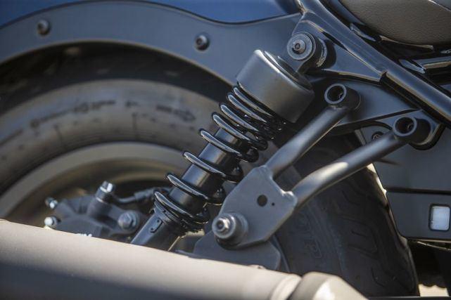 新车提前看:本田Rebel 500下月上市 车型解读先睹为快-第14张图片-春风行摩托车之家