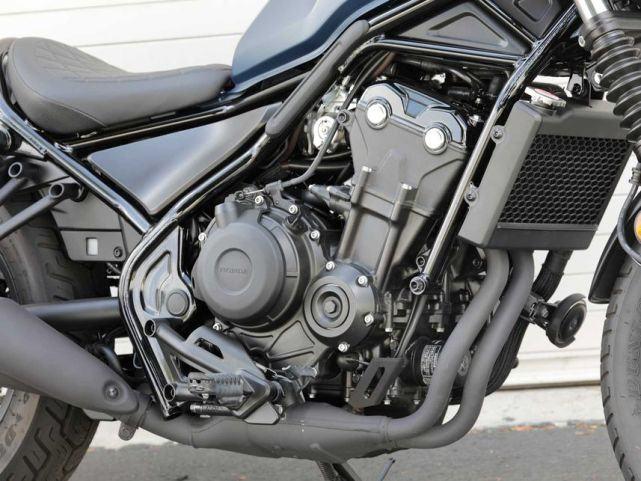 新车提前看:本田Rebel 500下月上市 车型解读先睹为快-第15张图片-春风行摩托车之家