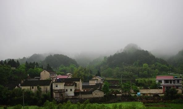 雨中穿黄山—CBF190X 1200公里摩游记2-第5张图片-春风行摩托车之家