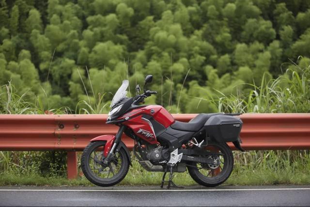 白际天路云中行—CBF190X 1200公里摩游记3-第2张图片-春风行摩托车之家