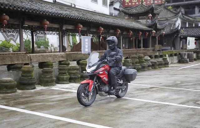白际天路云中行—CBF190X 1200公里摩游记3-第11张图片-春风行摩托车之家