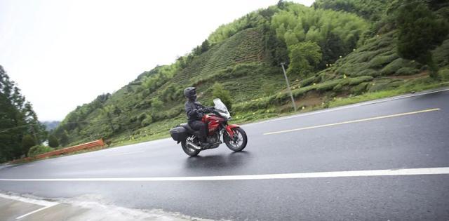 白际天路云中行—CBF190X 1200公里摩游记3-第8张图片-春风行摩托车之家