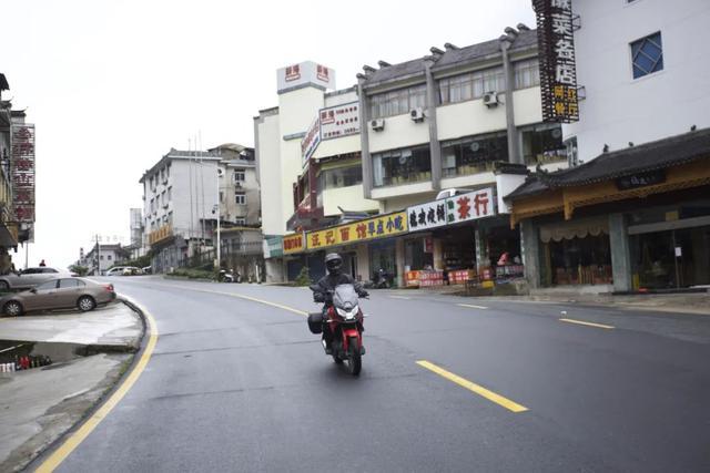白际天路云中行—CBF190X 1200公里摩游记3-第4张图片-春风行摩托车之家